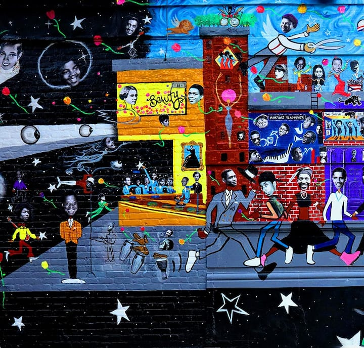 Check out our favorite hidden street art