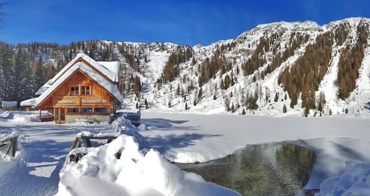 beautiful Nambino lake