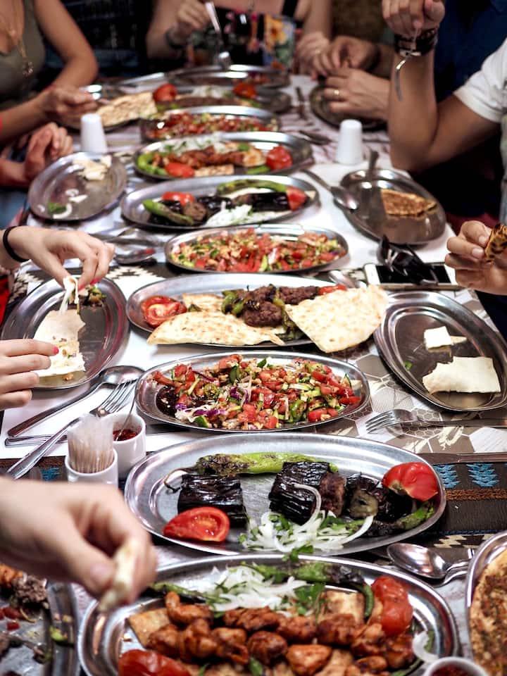 Best kebabs in the town