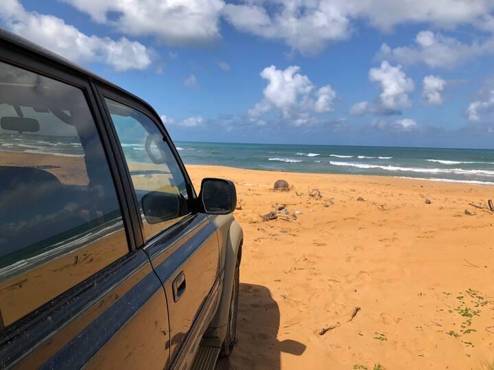 Amazing Private Beach