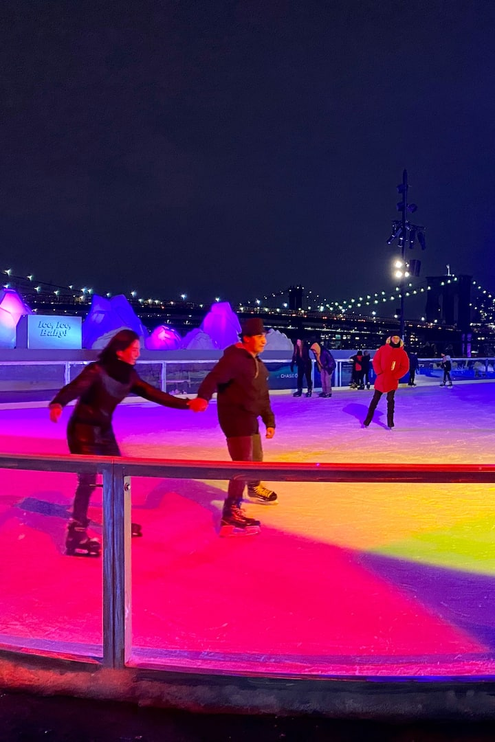Pier 17 Ice Rink