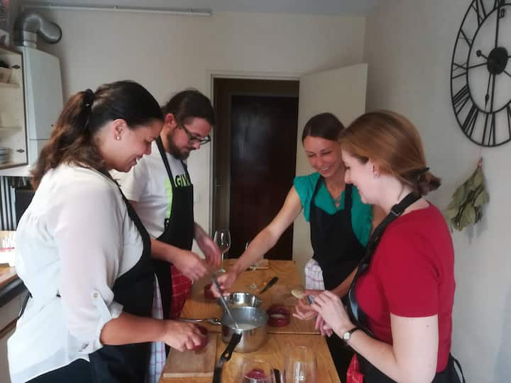 Hands-on Cooking Class