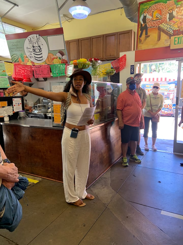 Getting to know our local panaderia