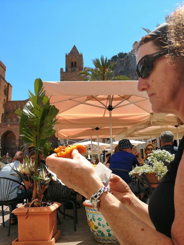 Cefalù street food tours