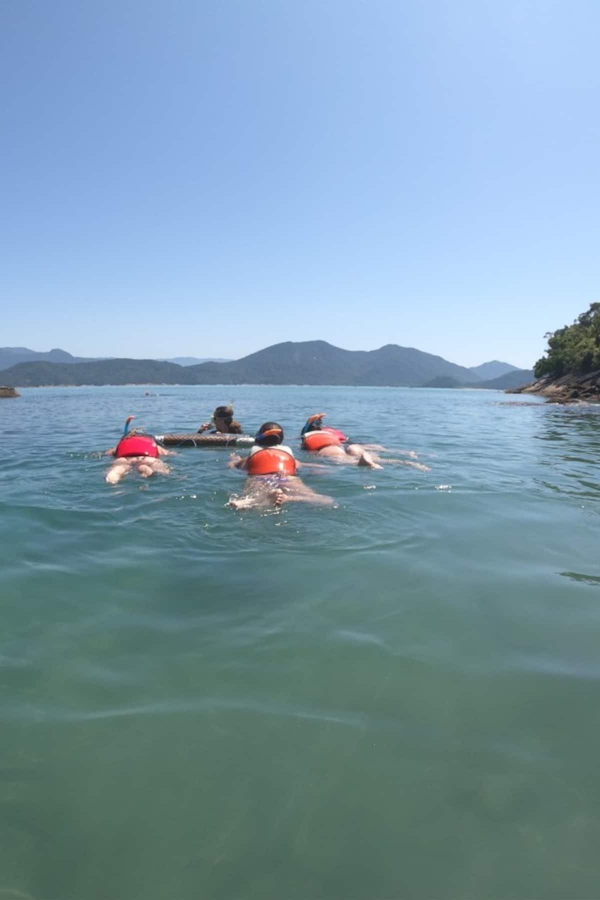 Mergulhe Com os Corais