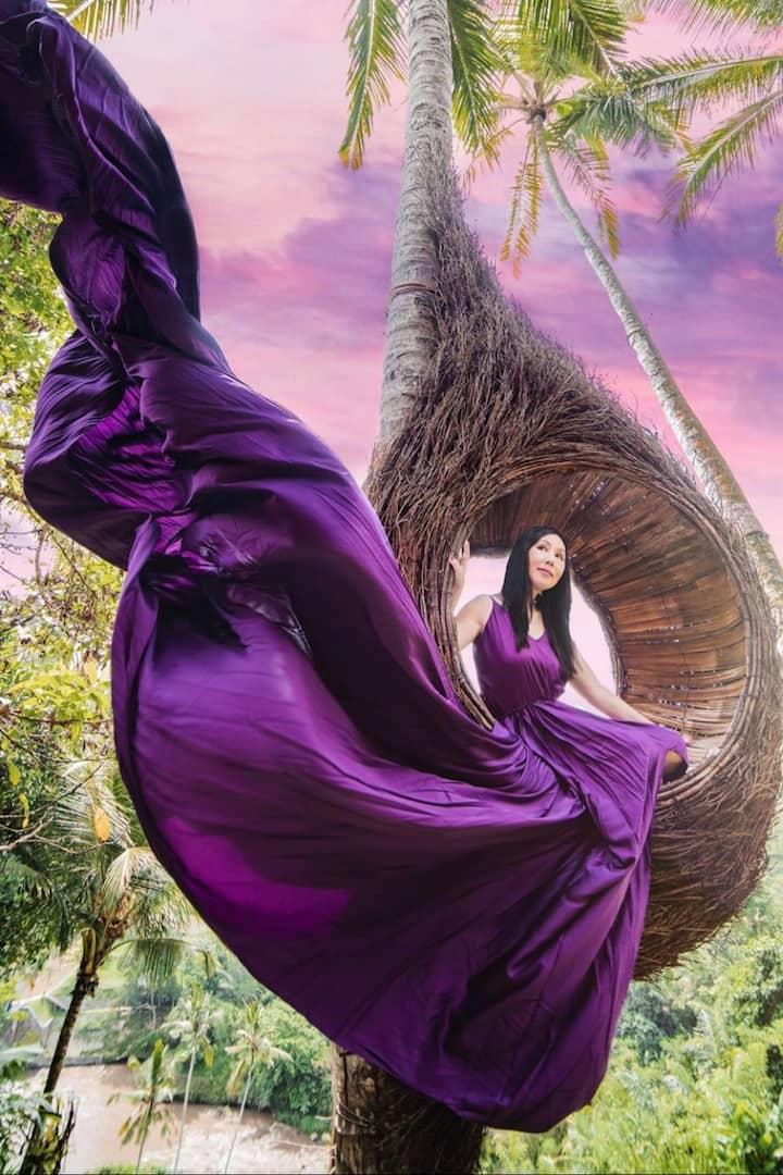 Bird nest Bali