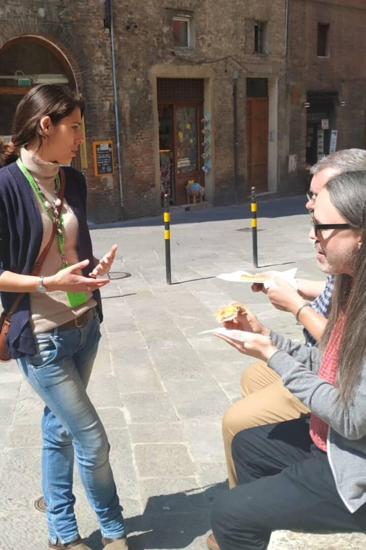 Tasting Siena's best street food