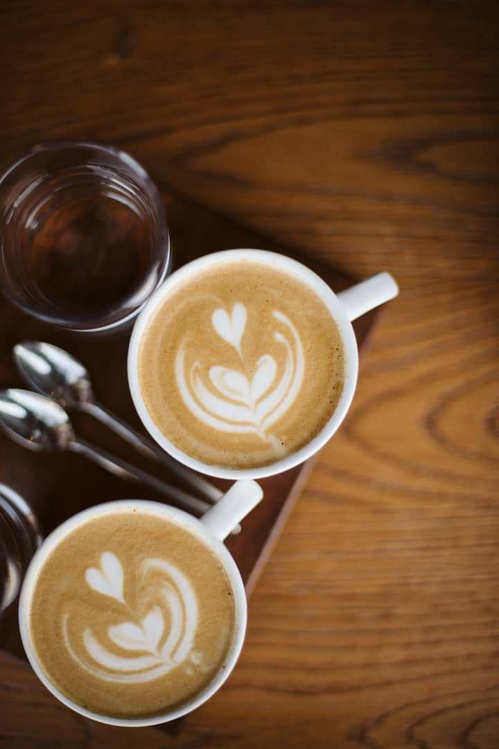 Try some of the best coffee in town