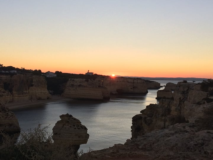 Sunrise in Marinha
