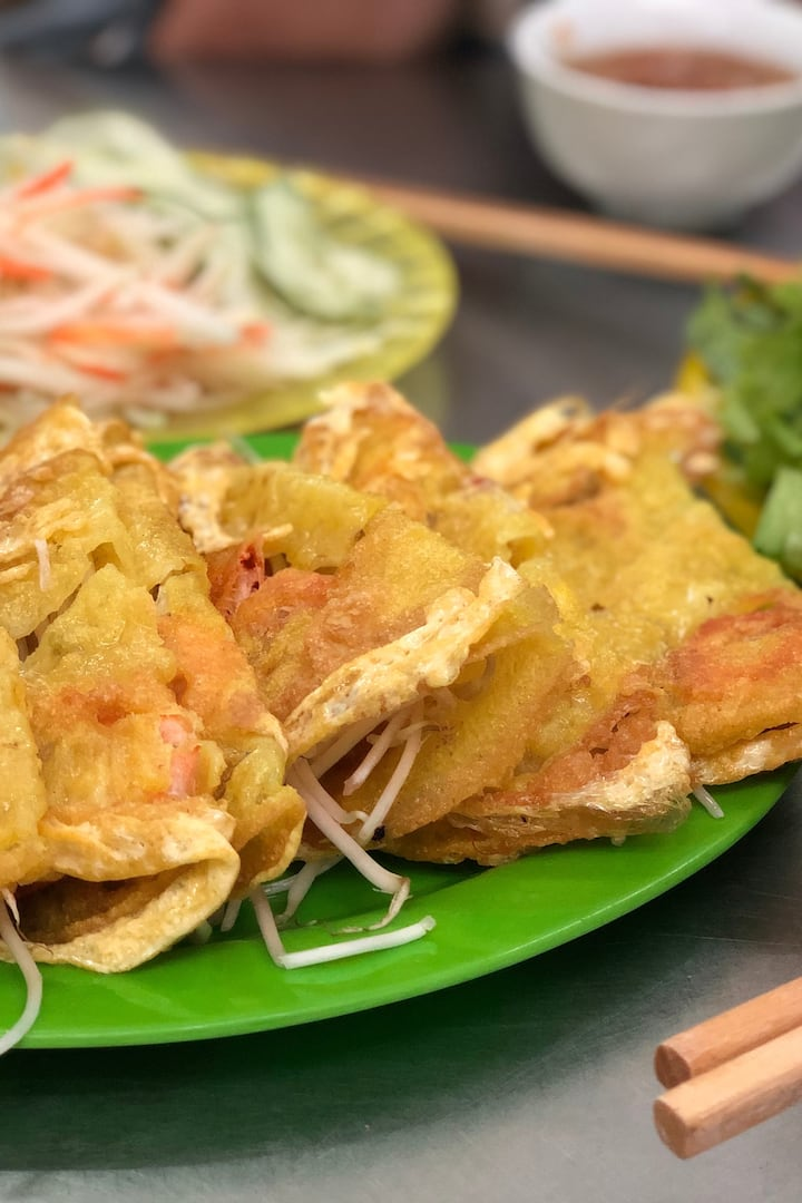 Bánh Xèo - Vietnamese Crispy Pancake