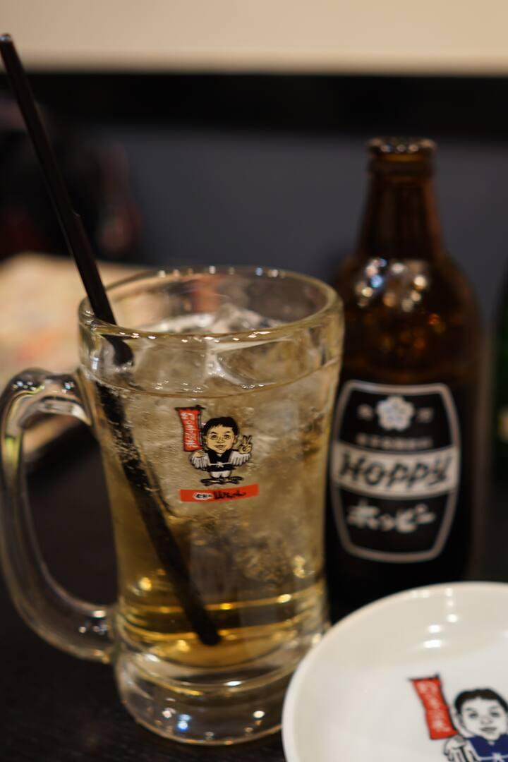 居酒屋カクテル・ホッピー