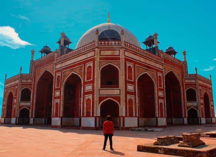 Humaun Tomb
