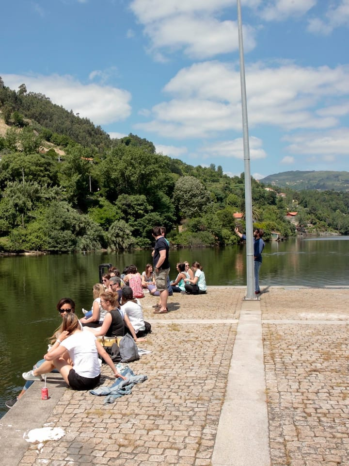 Local places to enjoy the landscape