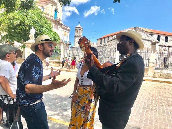 Enjoy Cuba's energies