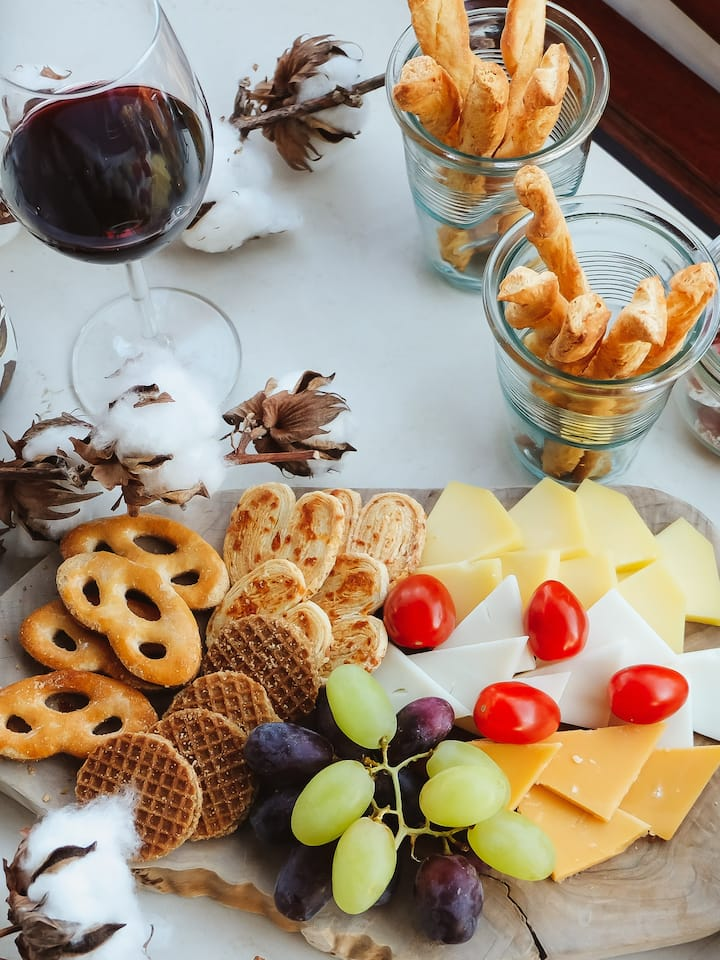 Our tasty snack platter