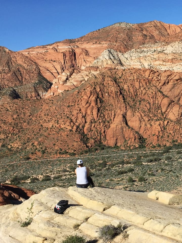 Contemplating the universe in solitude