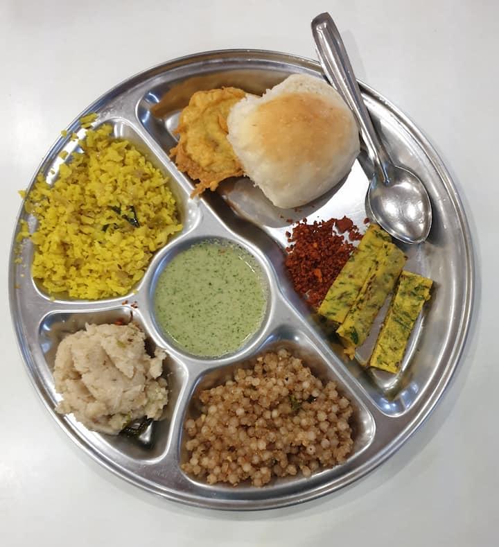 Marathi Snacks All in one