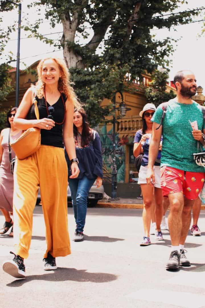 Vegan life in Palermo Viejo