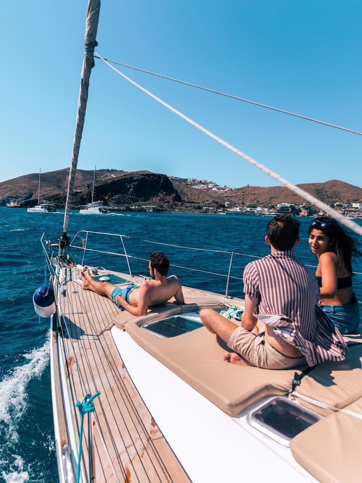 Yacht Barca