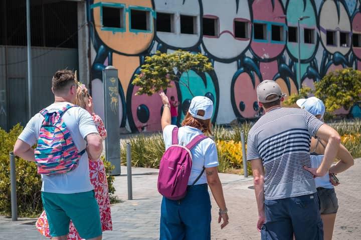 Wark Rocinha grafiti