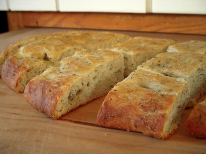 Discover the best focaccia in the world!