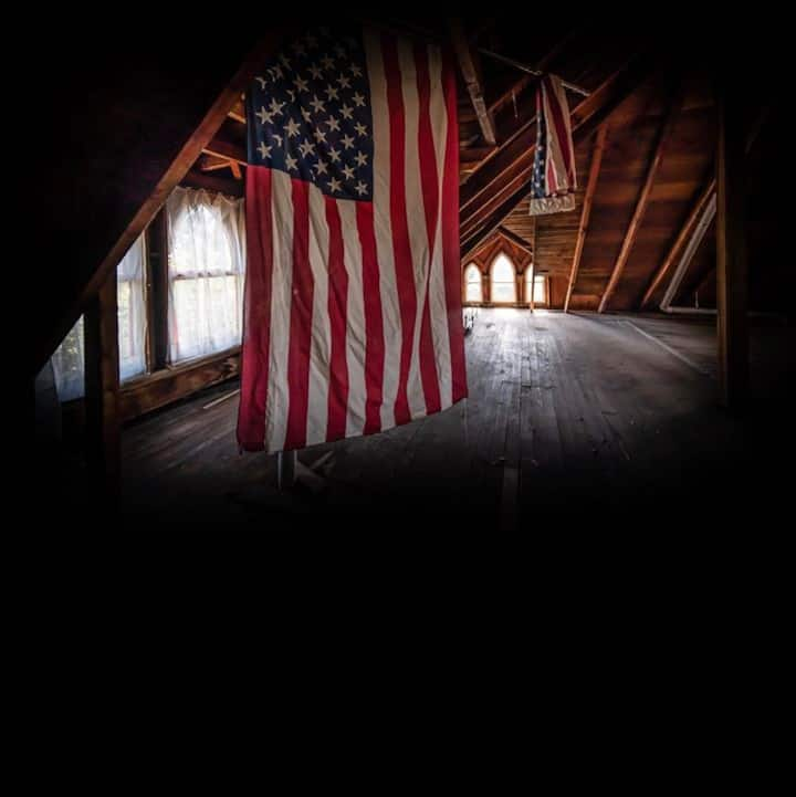 Flags in the Attic