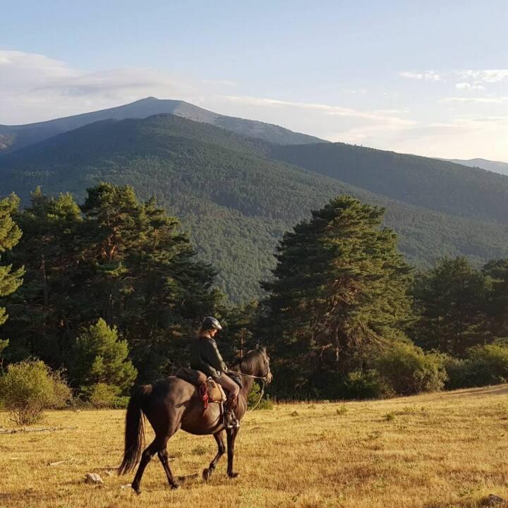 Rutas a caballo por el Parque Nacional