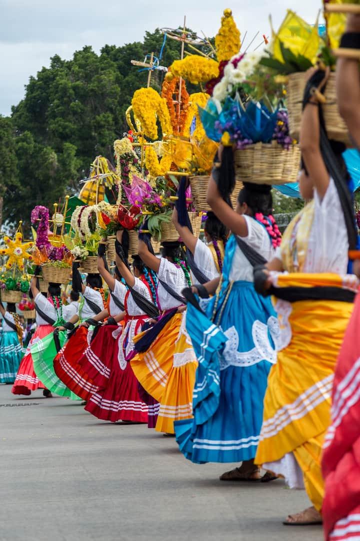 Postales que tomaremos de Oaxaca