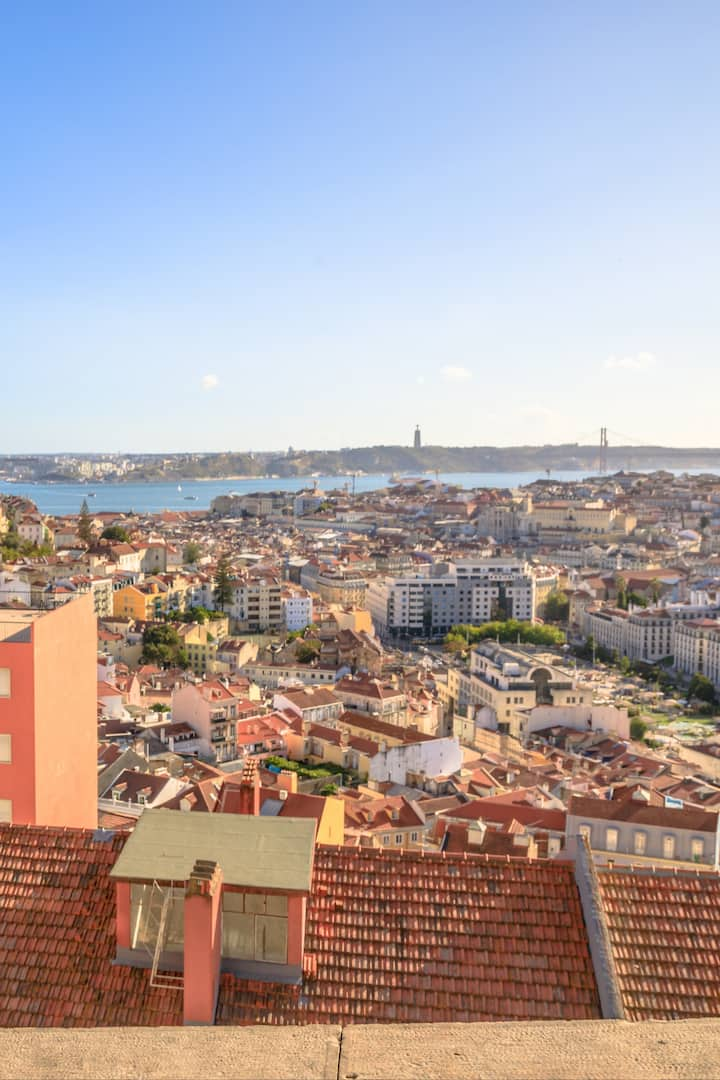 See best Lisbon view point