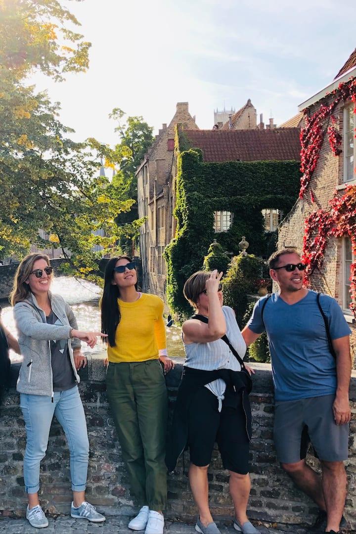 Somewhere in Bruges