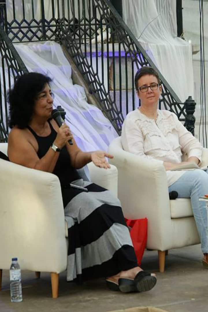 Palestra sobre Literatura em Portugal