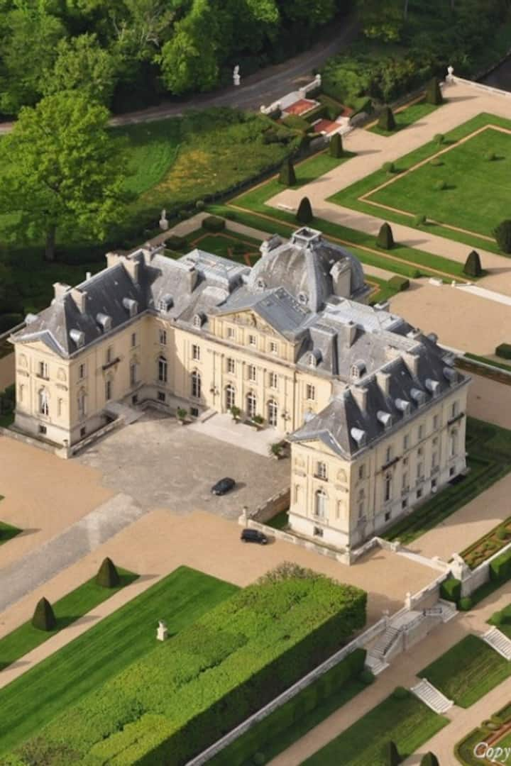 Castle of Voisins
