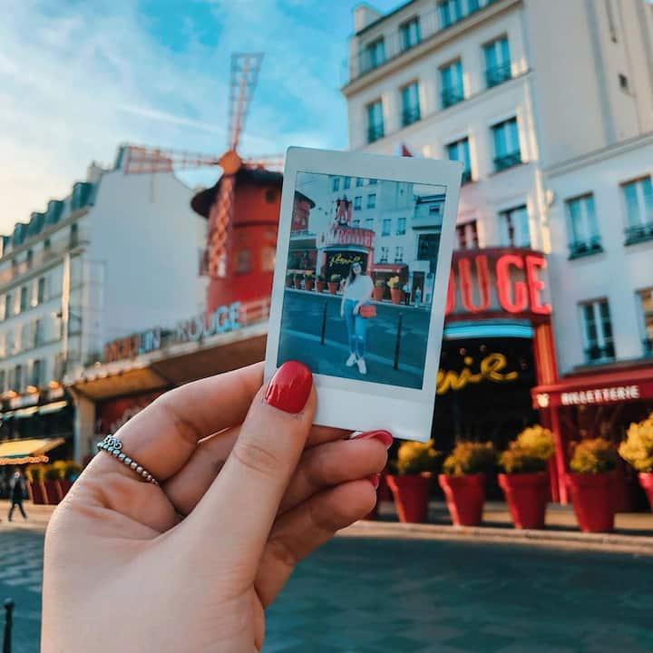 Make Paris Yours!