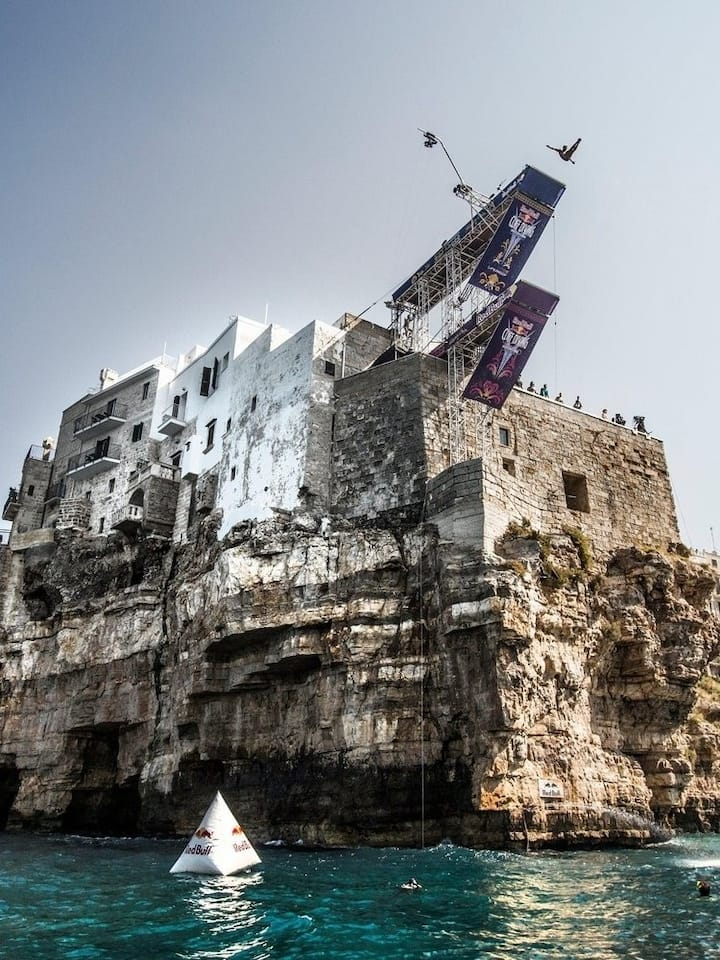 Red Bull Cliff Diving World Championship