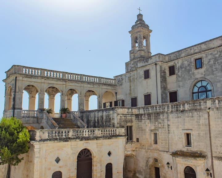 San Vito abbey