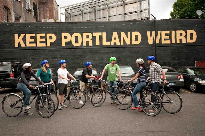 """Experience """"weird"""" Portland!"""