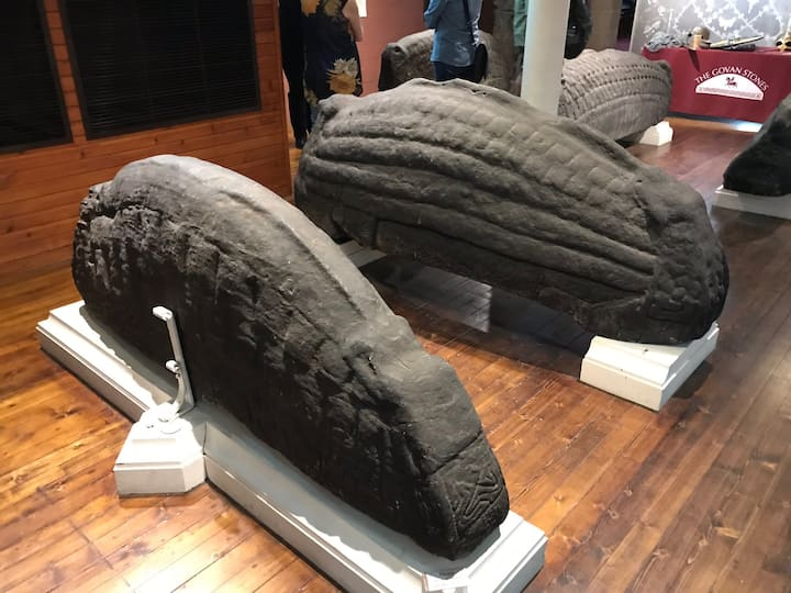 Viking Hogback gravestone
