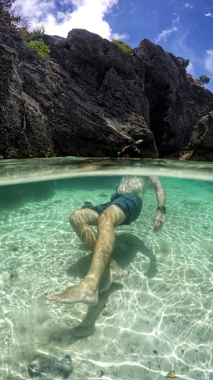 Exploring the shallows