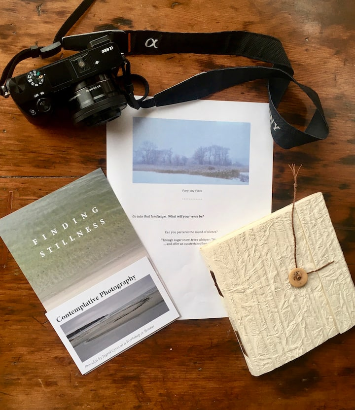 You will create a photo journal