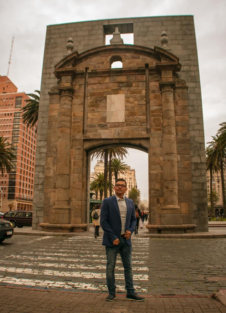 Puerta Ciudadela