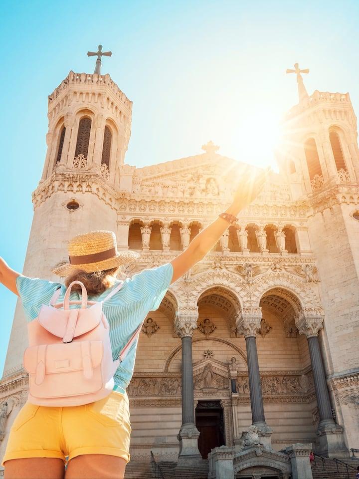Basilique Nôtre Dame de Fourviere