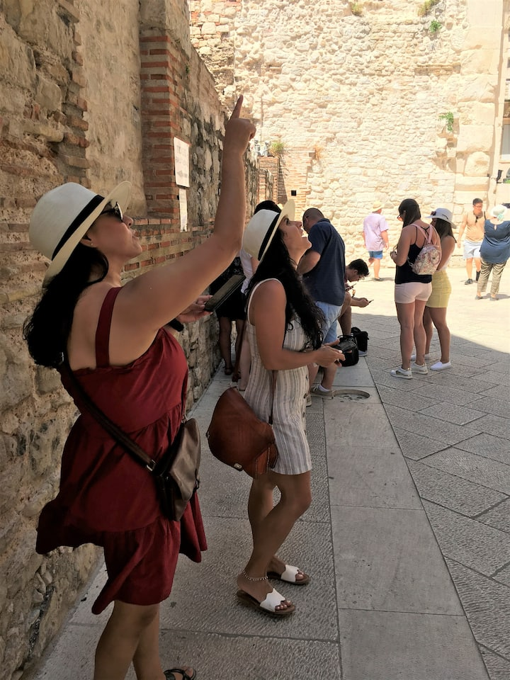 Diocletian Palace sightseeing