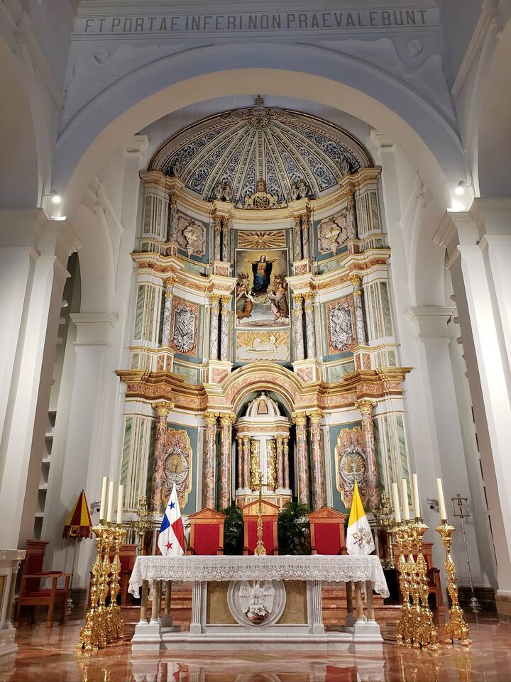 Altarpiece, Cathedral Church