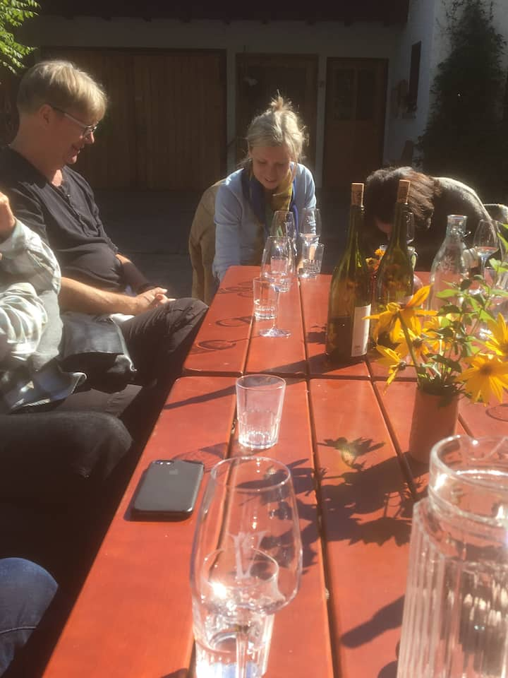 Wine tasting, for large or small groups