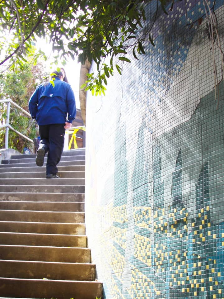 Hidden Staircases