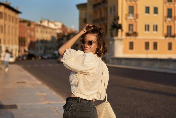 Personal brand photographer Verona