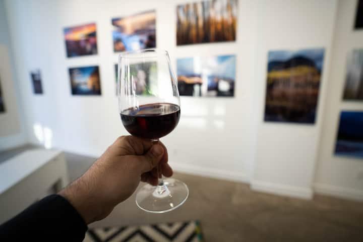 Wine and Art