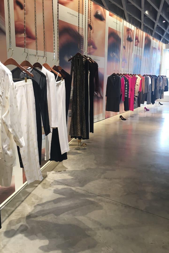 Victoria Beckham boutique