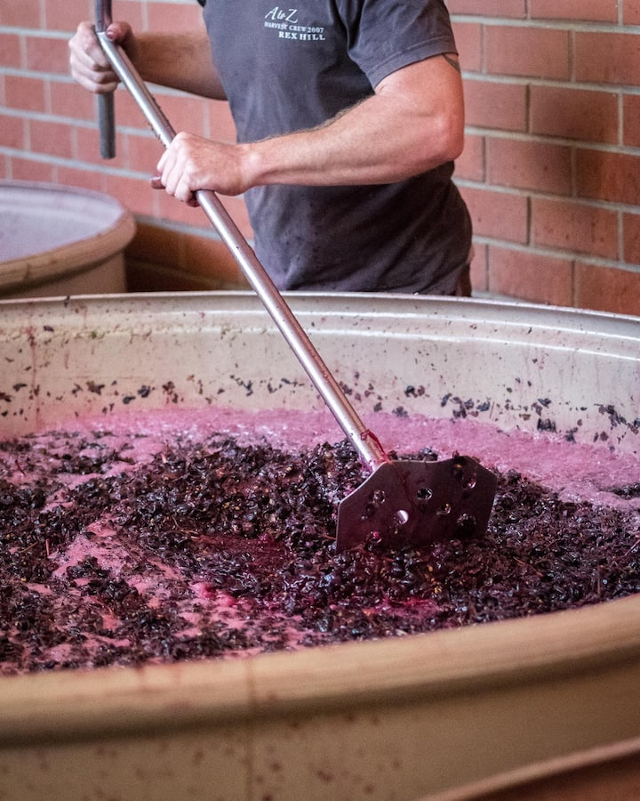 Watch some Wine making