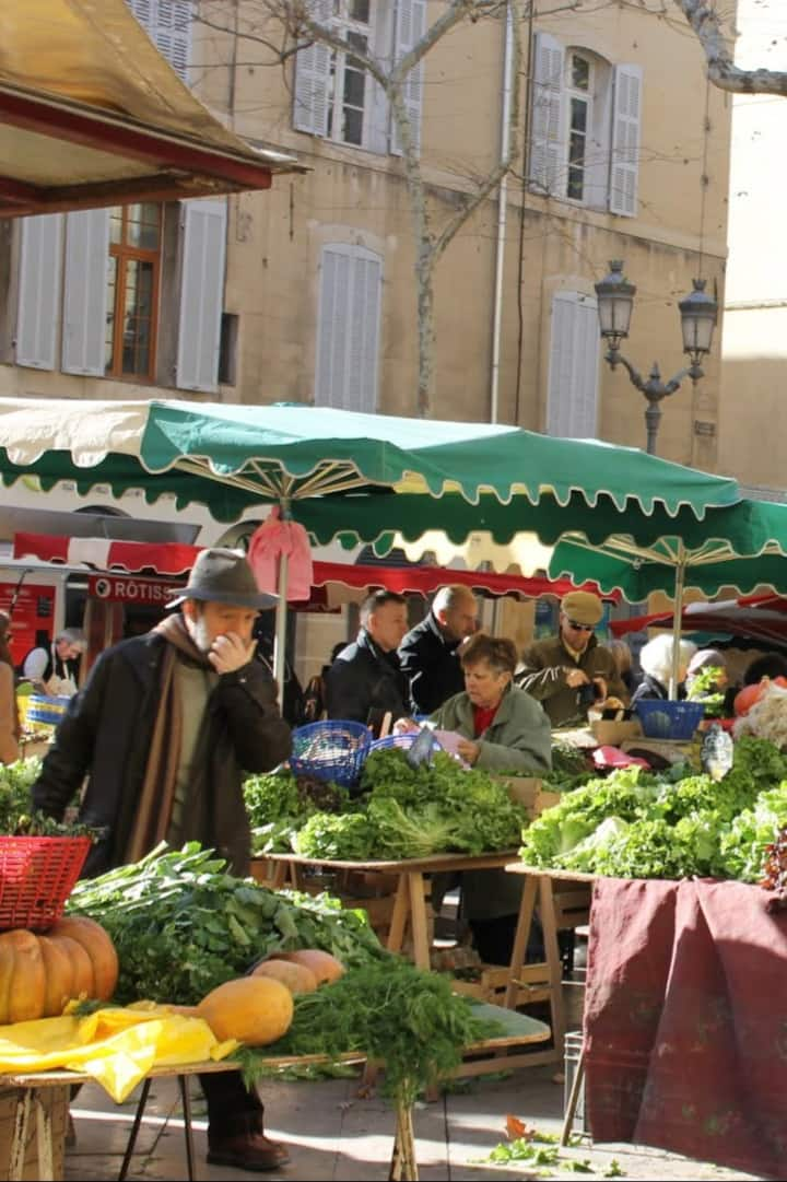 Daily Food Market
